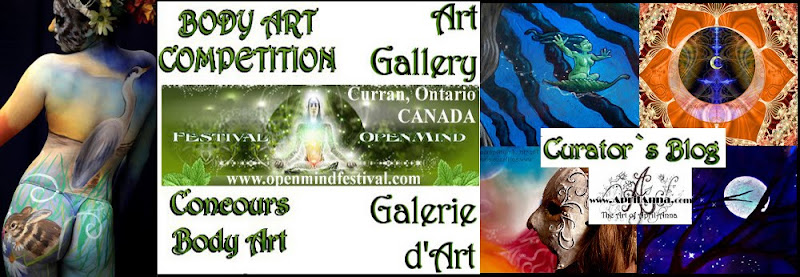 Enchanted Forest: a visionary art experience. August 9th - 16th, 2011