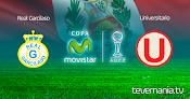 Real Garcilaso vs Universitario en Vivo - Torneo Apertura