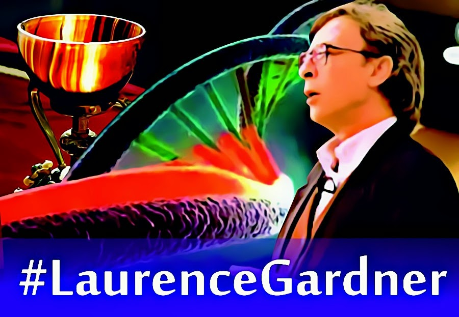 #LaurenceGardner