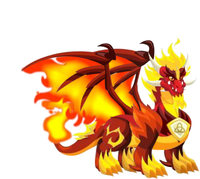 Pure Fire Dragon
