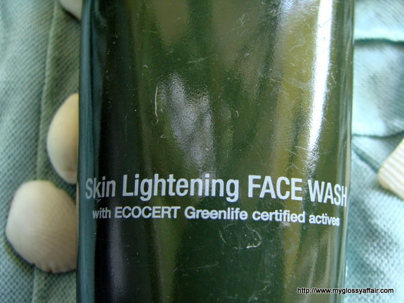 Organic Harvest Skin Lightening Face Wash Review