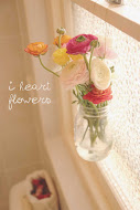 Bathroom Flowers