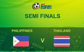 Keputusan Thailand Vs Filipina 2014