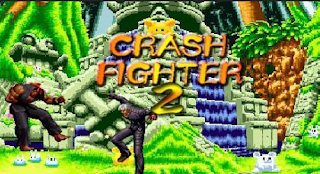 Screenshots of the Crash Fighter 2 for Android tablet, phone.
