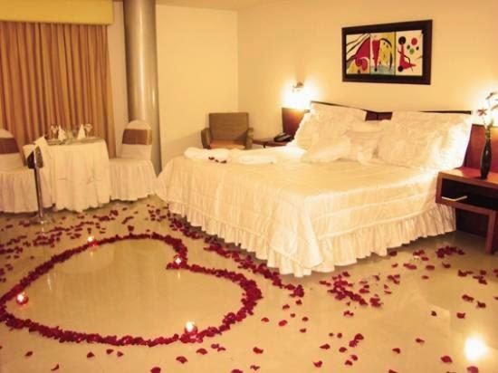 Decoracion romantica habitacion hotel - Decorar habitacion romantica ...