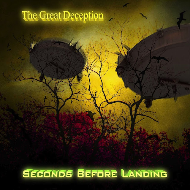 Seconds Before Landing - GreatDeception 2013