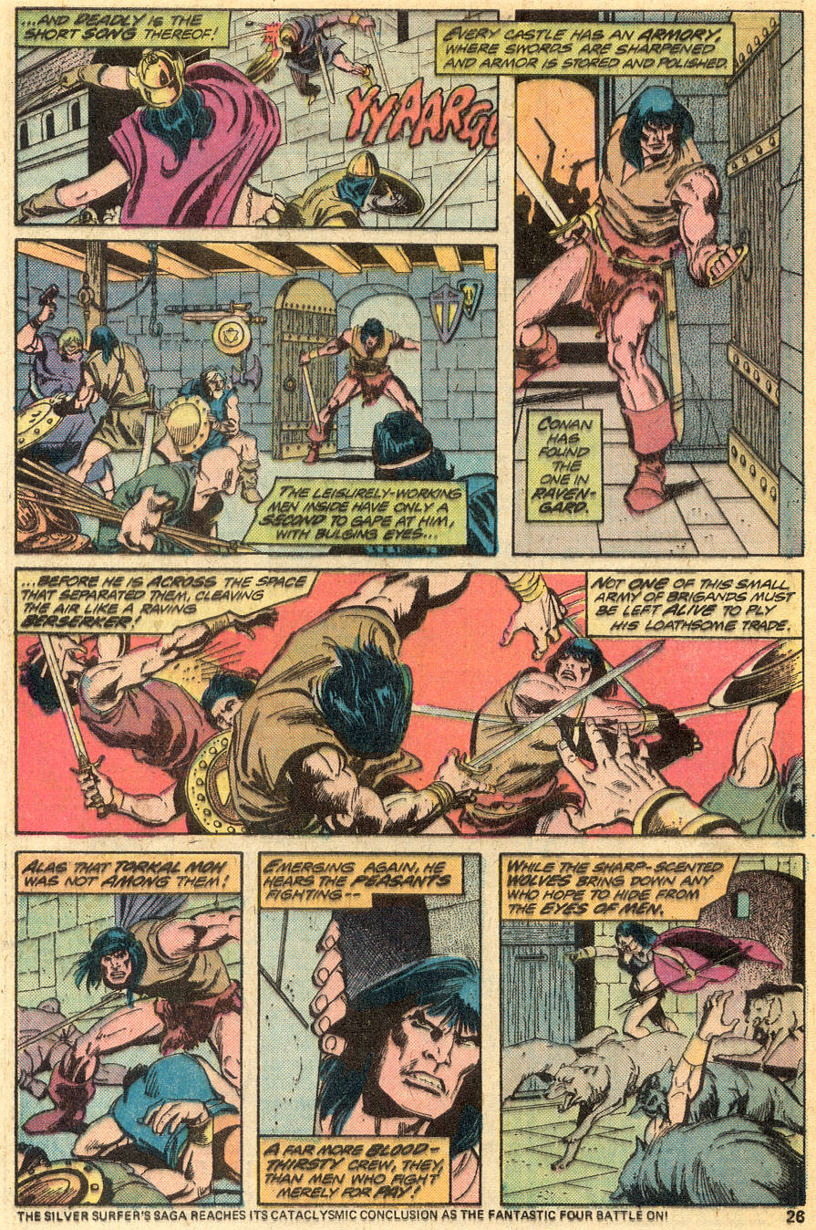 Conan the Barbarian (1970) Issue #49 #61 - English 15