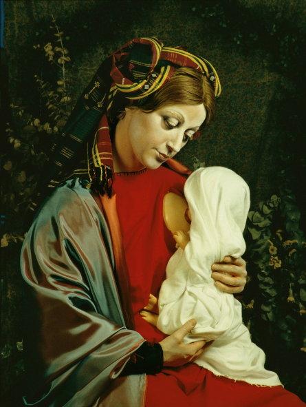 Mostre a Milano per Expo in Città: Dal 25 agosto al 15 novembre 2015 La grande madre a Palazzo Reale