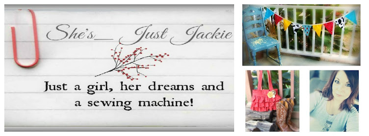 A Girl, Her Dreams & a Sewing Machine
