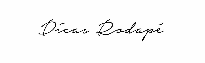 Dicas Rodapé