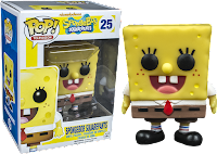 Funko Pop! SpongeBob SquarePants GITD