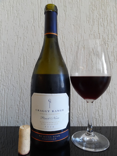 Craggy Range Pinot Noir 2009 Te Muna Road Vineyard