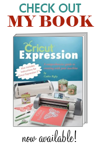 Cricut Expression Book