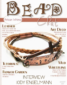 Art Whimsy August Bead Chat Magazine