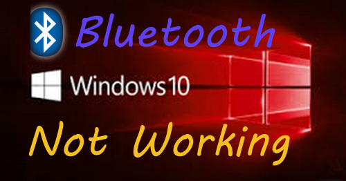 Windows Drivers Updater & Manager: Bluetooth Devices Not Working after Installing Windows 10
