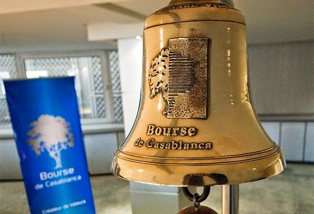 La Bourse des valeurs de Casablanca classée 4e en Afrique.