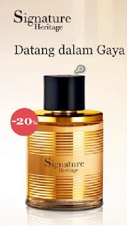 Parfum Signature Heritage Eau de Toilette