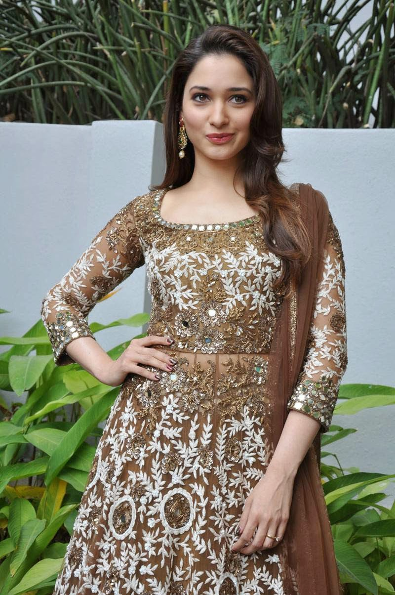 Actress Tamannaah Bhatia Latest Cute Hot Spicy Photos Gallery At Bengal Tiger Movie Launch