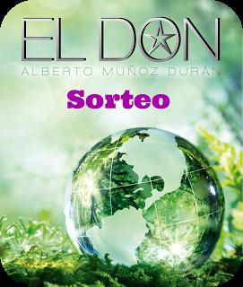 """Sorteo de un ejemplar en papel de """"El don"""" de Alberto Muñoz Durán"""