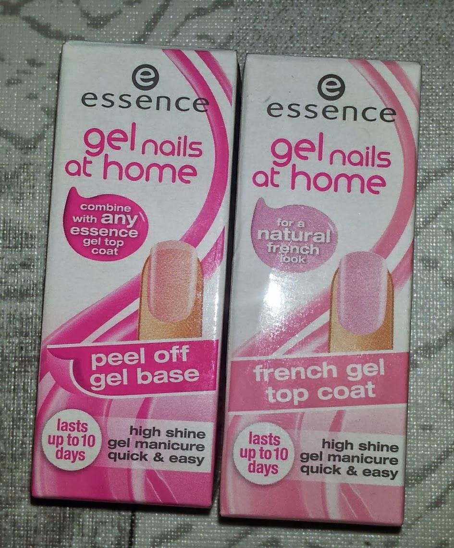 Mi cajón desastre: Gel Nails at Home de Essence