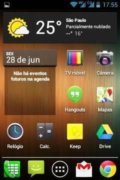 Motorola RAZR D Android 4.1.2