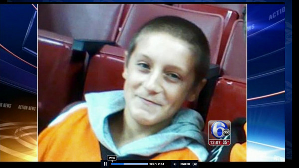 11-year-old boy, Bailey O'Neill in coma after Bullied