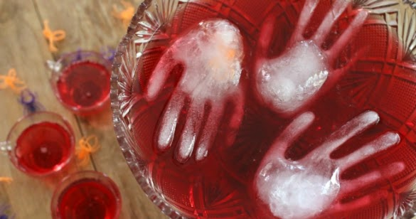 Halloween Party Recipe: Haunted Punch   17 Apart ...