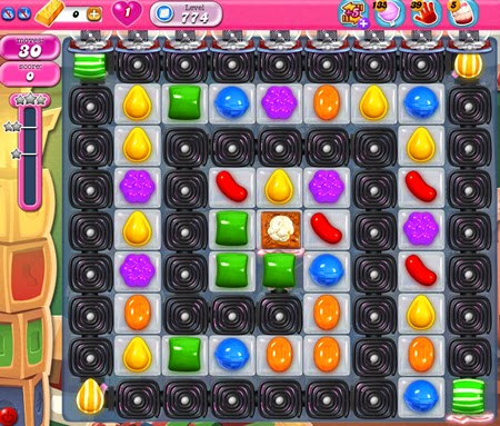 Candy Crush Saga 774