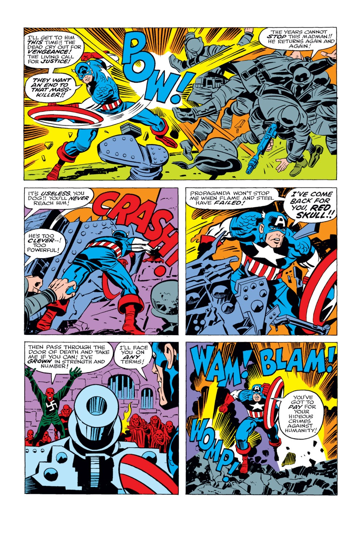 Captain America (1968) Issue #213 #127 - English 3
