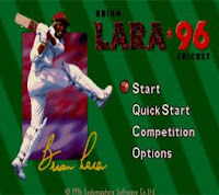 Download Brian Lara 96 Free Full Version