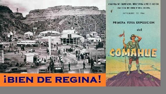 PRIMERA FERIA EXPOSICIÓN DEL COMAHUE - NOVIEMBRE DE 1.964.