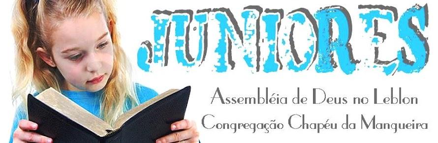 Juniores - Min Infantil Congregação Chapéu da Mangueira