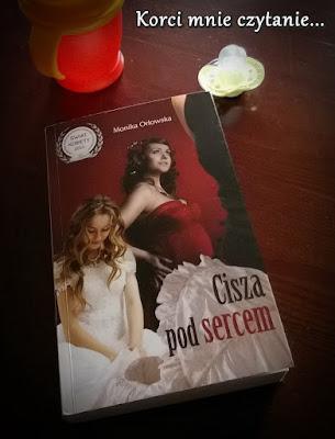 "Monika Orłowska ""Cisza pod sercem"""