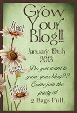 GROW YOUR BLOG EVENT