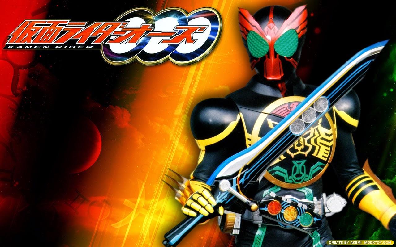Kamen Rider OOO\u0027s Philippine TVCMs Spotted | HERO-KUN
