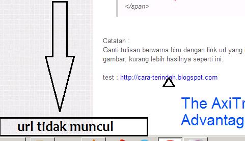 Cara Menyembunyikan Link Url Agar Tidak Terlihat di Status Bar Cara Menyembunyikan Link Url Agar Tidak Tampil di Status Bar