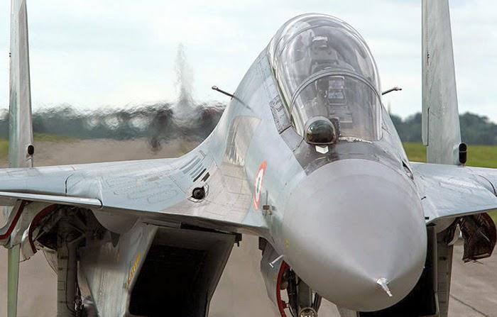 Jet Sub Sonic SU-35