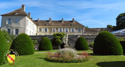 AUTIGNY-LA-TOUR (88) - Le château et les jardins