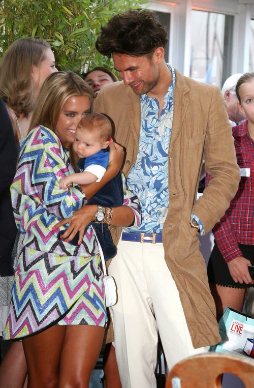 Mummy feelings! Sylvie Meis