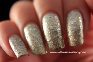 Maybelline Color Show - Brocades Collection - Silver Swank