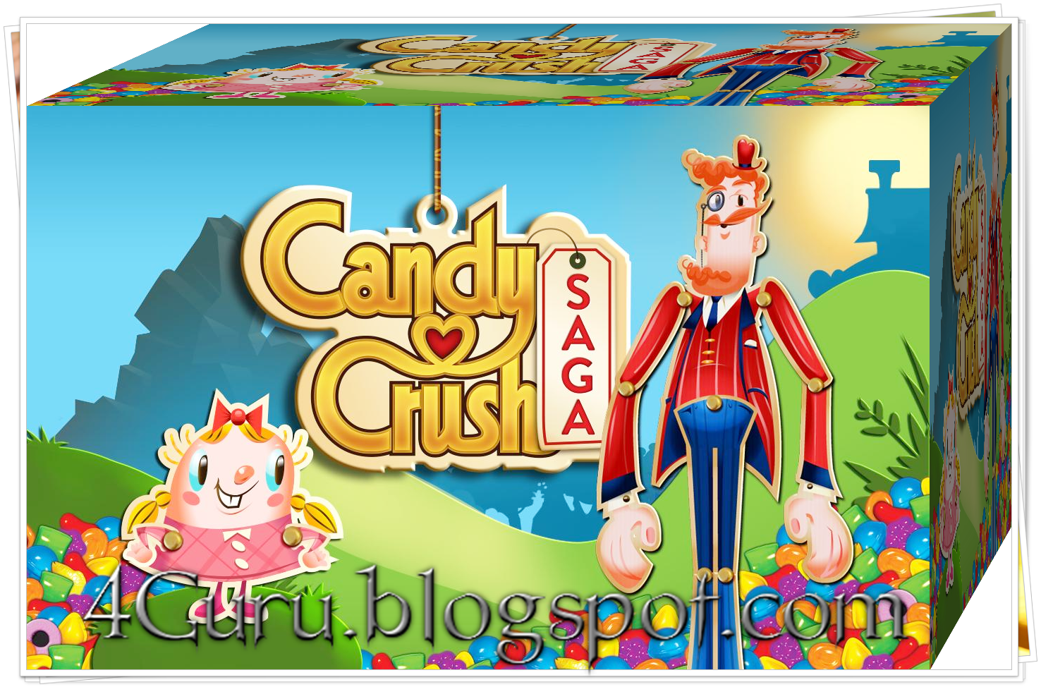 Candy Crush Saga for Android 1.28.0 APK FRee Download