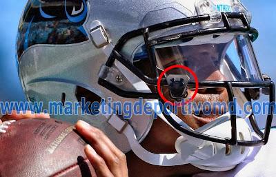 Under Armour se 'filtra' en la NFL a través de los cascos de sus jugadores ante la 'pasividad' de la liga y la incredulidad de Nike
