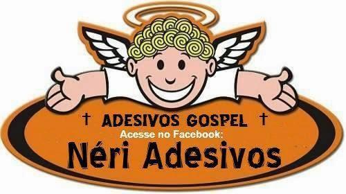 ✞ Adesivos Gospel ✞