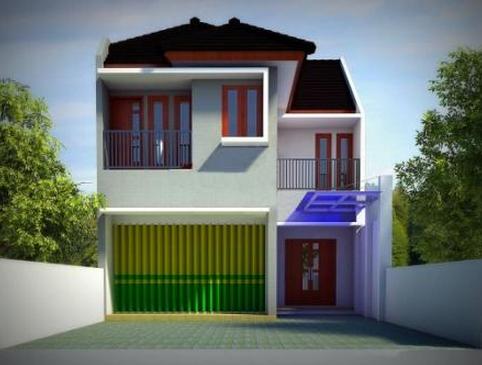 Contoh Desain Ruko (Rumah Toko) Minimalis Modern dan Terbaru