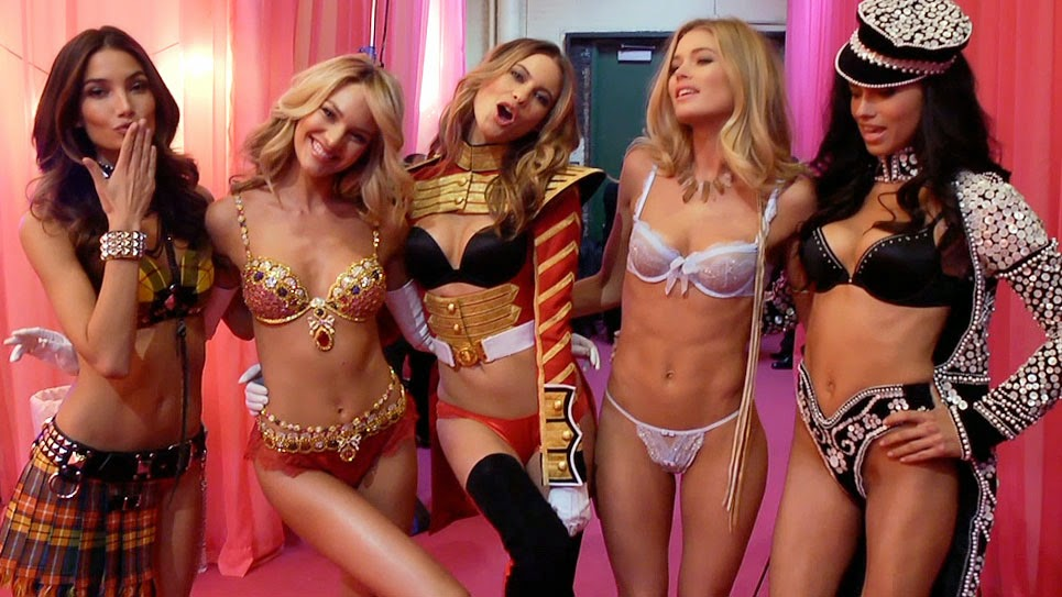 Victoria's Secret has a lot number of consumers with all, it is seen with increased sales charts this year.