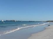 Lancelin beach (lancelin beach)