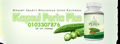 Peria katak / Kapsul Peria katak / kapsul peria plus
