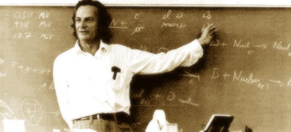 Sekelumit tentang Ricard Philips Feynman