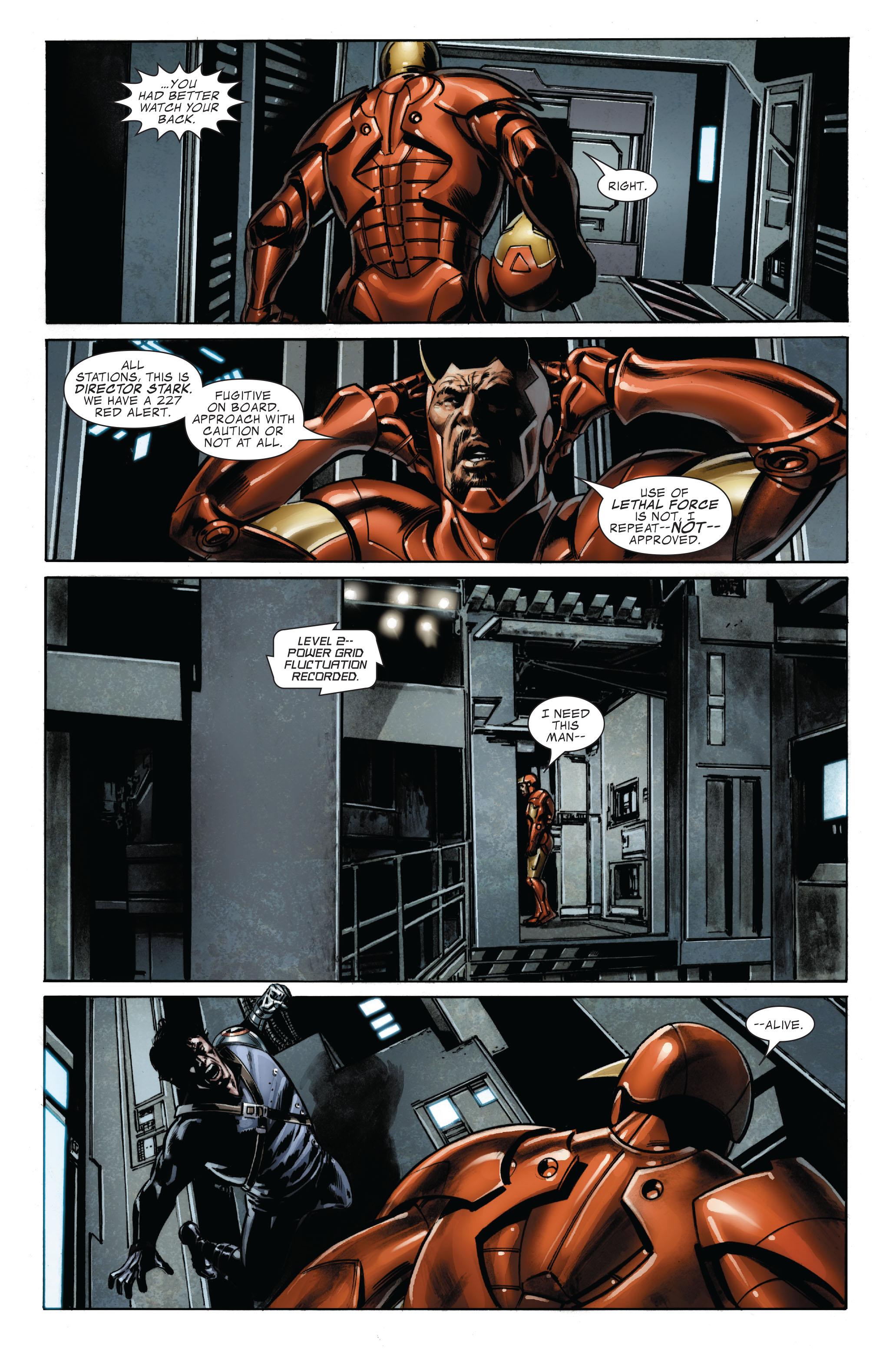 Captain America (2005) Issue #33 #33 - English 10