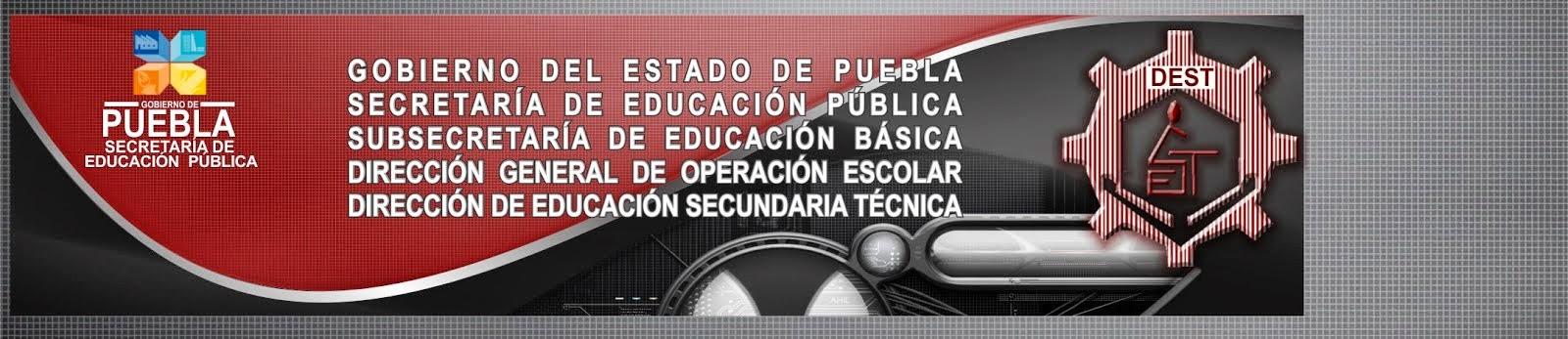 Dirección de Educación Secundaria Técnica. Puebla. José Luis Amaro Cano